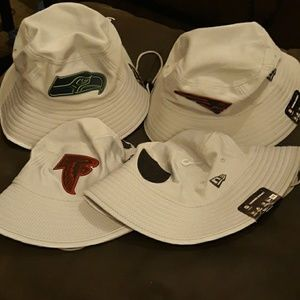 New Era NFL Training Camp Bucket Hat - OSFM -